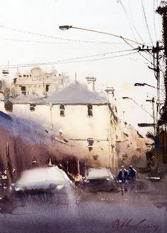 Joseph Zbukvic...   Kai Fine Art