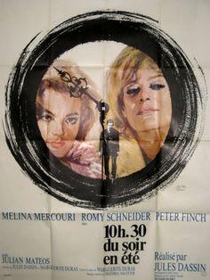 10h 30 du soir en ete ( Romy Schneider )  Artist: Yves Thos and Ferracci   1968