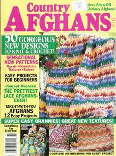 1995 Country Afghans Spring - Nicoleta Danaila - Álbuns da web do Picasa