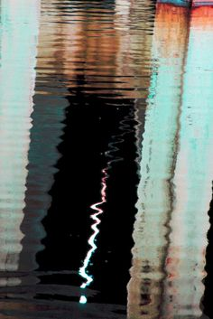 Reflection Abstract 162, by Craig Royal.
