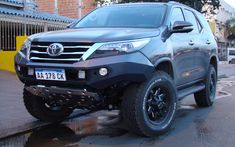 Rhino 4×4 | Toyota Fortuner 2016 Front Evolution Bumper Toyota Fortuner 2016, Offroad, Evolution, Monster Trucks, Cars, Random, Collection, Sports, Off Road