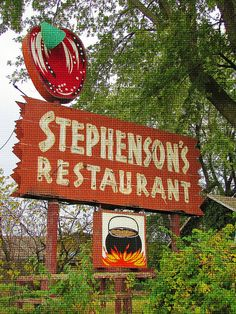 Stephenson's Apple Farm Restaurant, closed now, but one of my all-time favorite restaurants ever! North Kansas City, Kansas City Missouri, Apple Farm, Apple Orchard, Chiefs Wallpaper, Apple Shop, Farm Restaurant, Ol Days, Historical Pictures