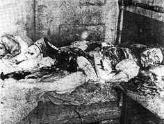 Jack the Ripper victim Mary Jane Kelly, the only victim of whom crime scene photos remain. Mary Jane Kelly, Aliens, The Awful Truth, Creepy Monster, Urban Legends, Dark Places, Scene Photo, Serial Killers, Macabre