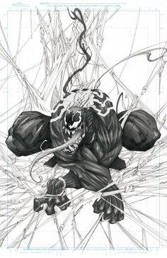 Venom by Gerardo Sandoval