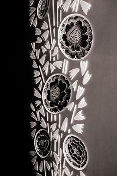 René Lalique présida la Décoration de l'Orient Express et du Normandie