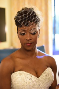Real Weddings {Maryland}: Katrice & Andrae! - Blackbride.com