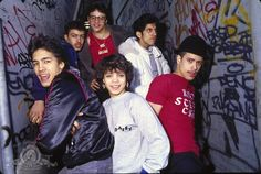 The Rock Steady Crew - 1984