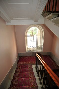Stairway in the Livadia Palace.