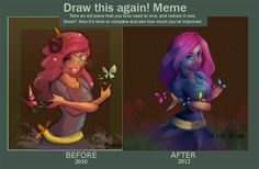 Draw this shit again by Searchmeinawhile.deviantart.com