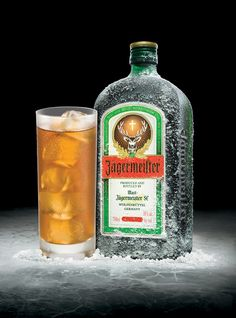 12 Popular Drinks Made with Jägermeister: Skip the Jager Bomb, Sip the Jagermeister and Red Bull mix slowly in this refreshing drink