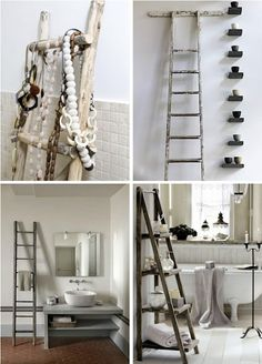 super ideas for old ladders