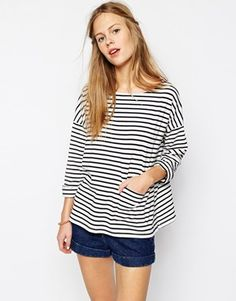 People Tree Breton Top