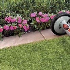 Mow Strips Landscape Edging, Landscape Edging Design Idea