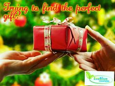 Need great Christmas Gift Ideas?  Give the gift of time with our home cleaning gift certificates.   Get your EcoBlue Cleaners Calgary Gift Certificate Today at www.ecobluecleaners.com  or Call our office today at 587-434-5500!