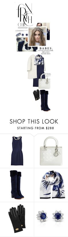 """""""Heaven Can't Help Me Now"""" by idealistic-princess ❤ liked on Polyvore featuring Topshop, Balenciaga, 3.1 Phillip Lim, Christian Dior, Laurence Dacade, Mulberry and Blue Nile"""