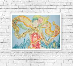 Hey, I found this really awesome Etsy listing at https://www.etsy.com/il-en/listing/243544604/50-off-sale-colorful-art-print-flow
