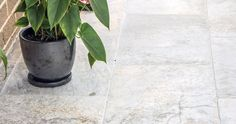 Silver Travertine pavers feature flowing silver through the entirety of the stone, bringing a beautiful mixture of light and dark shades with tinges of beige. Travertine Pavers, Dark Shades, Silver Color, Light In The Dark, Earthy, Home And Garden, Range, Colours, Rustic