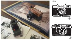 <3 this camera rubber stamps