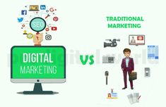 Digital marketing over traditional marketing because Now, these days every single organization wants to increase its business and services. But they always think about how they can increase it. Marketing Tools, Digital Marketing, Traditional Market, Social Media Services, Delhi Ncr, Target Audience, Feeling Happy, Social Platform, Investing