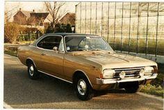 Opel Record Coupé 1965