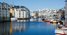 Looking for an action filled vacation? If so, then Alesund is the place for you. Here you can explore the wonders of nature by hiking through the narrow trails which lead to impeccable sights of mountains, lakes, and rivers. What a feeling it would be to climb the city's highest peaks and feel...