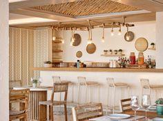 Inside Robert de Niro's new hippie hotel on ibiza: Nobu Hotel Ibiza Bay. thebetterplaces.comnobu-hotel-ibiza-bay-design/