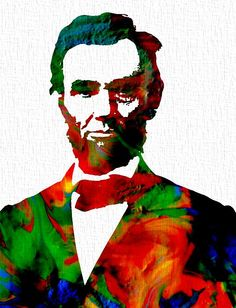 Honest Abe In Color