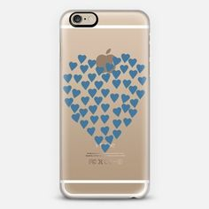 #hearts #heart #love #blue #transparent #casetify #projectm #case #iphone #phonecase **$10 off when you use the code 5UUFAR **
