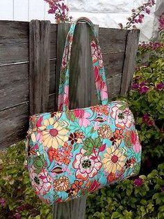 Vera Bradley Tropical Silk Floral Limited Edition Tote Shopper Purse Mint L K   eBay