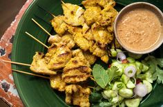 City Kitchen: Satay,
