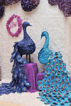 Peacock Wedding by Bliss Wedding Planner Vietnam  #wedding #weddingplanner #peacockwedding #peacock #purplewedding #weddingideas #weddingdecor #weddingplannervietnam #vietnamweddingplanner #weddingplannerhcm #weddingplannersaigon