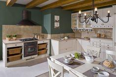 Tipy, kde sehnat kouzelné rustikální kuchyně | Magazín o bydlení ...