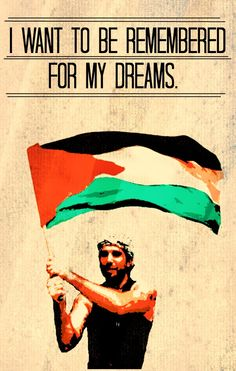 Vittorio Arrigoni Man Of Peace, I Love You, My Love, My Dream, Tatting, Freedom, Ink, Palestine, L Love You