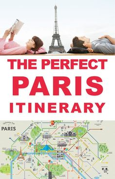 Wondering what to do in Paris? This is the perfect Paris itinerary, especially if you're going to Paris with kids.