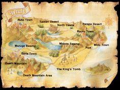 65 best The Legend of Zelda II: The Adventure of Link ✝ images on ...