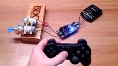 PS3 Controller controlling DC motor using Arduino ADK and Speed controller