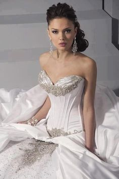 Beautiful Princess Ball Gown