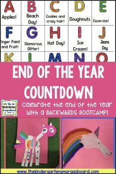 Backward Bootcamp:  End Of The Year Celebration