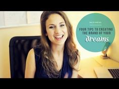 Four tips to creating the brand of your dreams - A Photographer's Vlog  AlexBeadon sehr gut über Brandentwicklung, Start-Up
