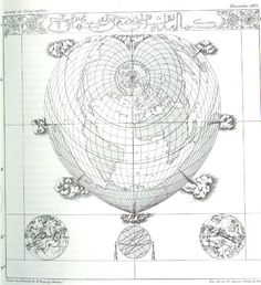 """The Hadji Ahmed was published in 1559. It showed a more correct delineation of the west coast of North America, as well as Antarctica. More amazingly,IT SHOWS A LAND BRIDGE, (yep, """"THAT"""" land bridge), between Siberia & Alaska, indicating how ancient the source map must be."""