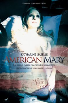 The story follows medical student, Mary Mason, as she becomes increasingly broke and disenchanted with the surgical world she once admired. The allure of easy money sends Mary into the world of underground surgeries which ends up leaving more marks on her than her so called 'freakish' clientele.