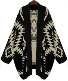 Batwing Cardigan Sweater
