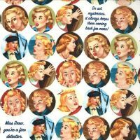 NANCY DREW Fabric By the Half Yard Craft  Baby Detective Novelty Kids Magnifine Decore cotton sewing quilting material on Etsy, $6.99