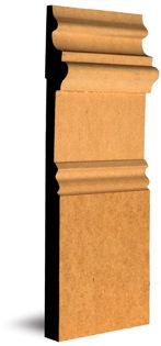 Edwardian Architectural And Decorative Mouldings Wall Skirting Boards Architrave Profiles