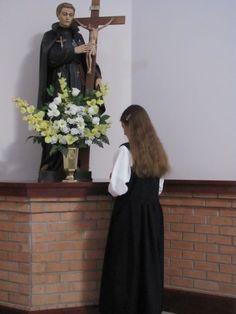 Trinidad, Owensboro Kentucky, Nuns Habits, Saint Francis, Christian Religions, Jesus On The Cross, St Joseph, Spiritual Life, Roman Catholic