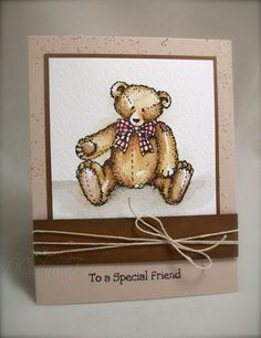 DTGD15JanTInk - Special Friend by K. Joy - Cards and Paper Crafts at Splitcoaststampers