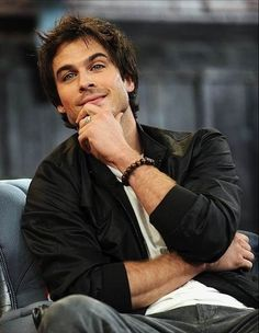 boys Given his work to date especially on Vampire Diaries, I think Ian would be a great Max in a film version of Plenty. Having said that, it would be amazing to see him portray mellow charming Ian Somerhalder Birthday, Ian Somerhalder Vampire Diaries, Vampire Diaries Damon, Vampire Diaries The Originals, Damond Salvatore, Bonnie Bennett, Nikki Reed, Jack Dawson, Liam Hemsworth
