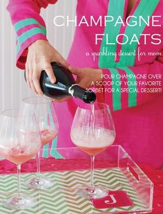 Is this not the most absolute perfect drink for your bachelorette party?!?!