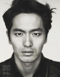 Jin-Wook Lee for Elle Korea May 2014