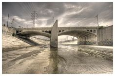 "Logan Hicks aka the motha f#*K%n ""Work Horse"" - LA River"